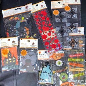 Martha Stewart Halloween Craft Bundle